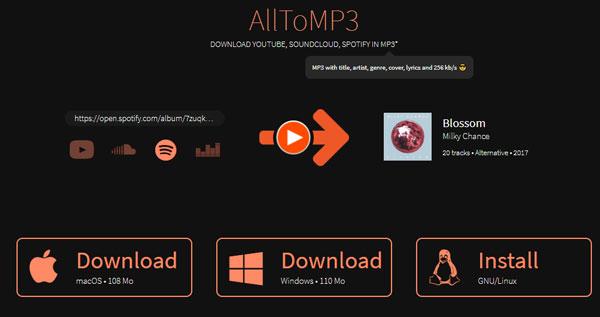 spotify lieder download mac