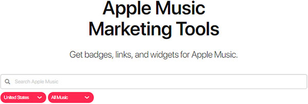 Apple Music Marketing Tools