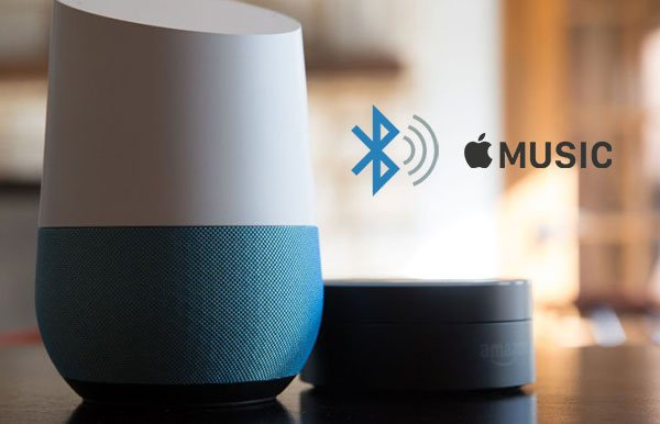 Play Apple Music on Google Home via Bluetooth