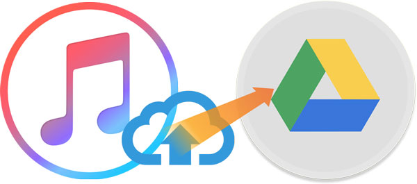 Apple Music to Google Drive