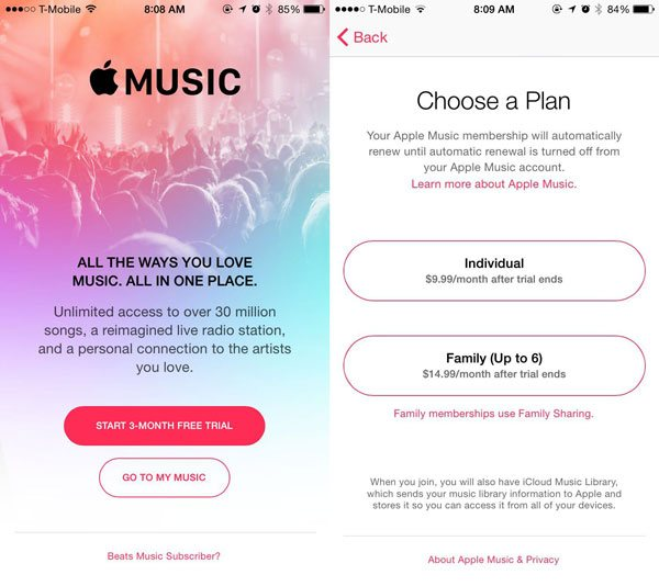 How to Keep Apple Music Songs as MP3/M4A after 3-Month Free