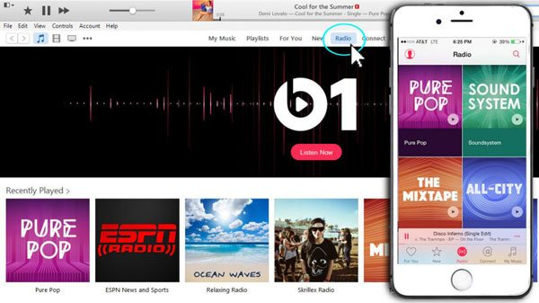 Apple Music Beats 1 Radio