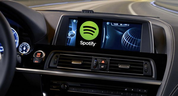 Play Spotify Music in Car