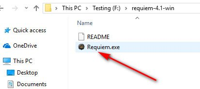 Requiem 4 1 Download, Use Requiem to Remove DRM for Free