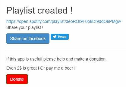 Free Online Spotify Playlist Converter: Create Spotify Playlist from