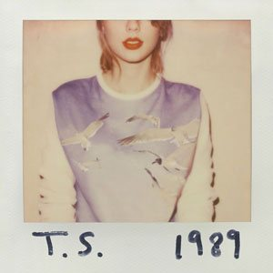 Taylor Swift album 1989 artwork
