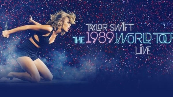 Taylor Swift 1989 World Tour