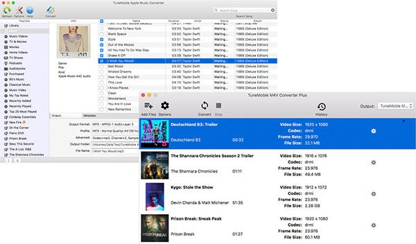 iTunes Converter Toolkit for Mac